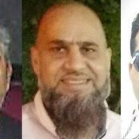 Khwaja Abid Hussain, Khawaja Tahir Mahmood, Imran Wahab