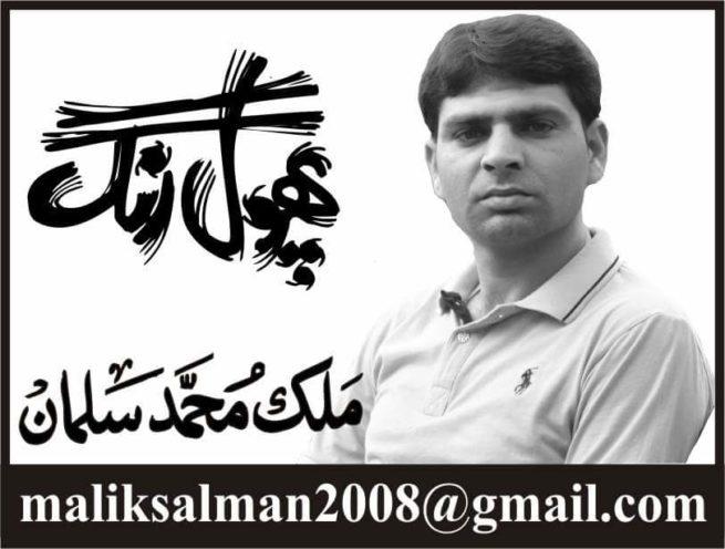 Malik Salman Logo