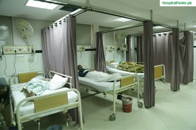 Medical Facilities in Hospital