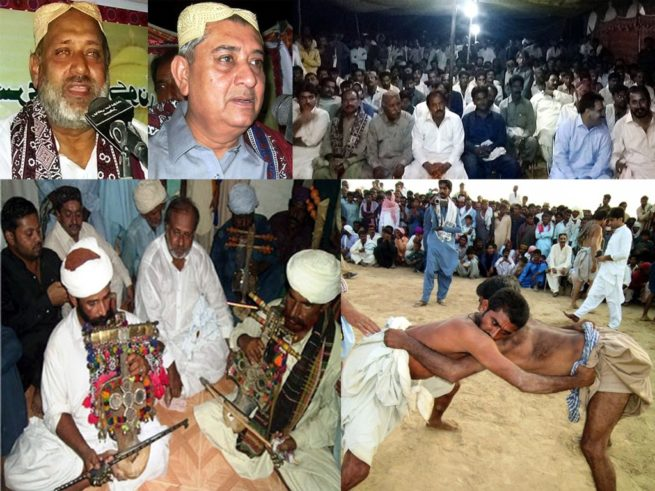 Mian Naseer Mohammad Kalhoro Uris Taqreebat