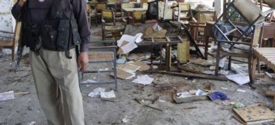 Mohannad Agency Mosque Blast
