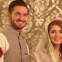 Momina Mustehsan engaged to Ali Naqvi