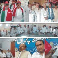 NP Leaders Visit Muzafarbad