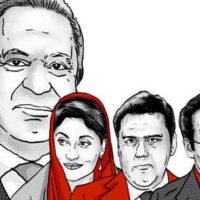Nawaz Sharif Family