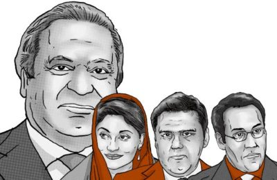 Nawaz Sharif Family-Panama Leaks
