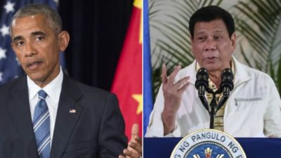 Obama and Duterte