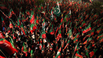 PTI Raiwind March