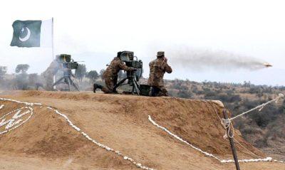 Pak Army Exercise