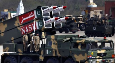Pak Nasr Missile