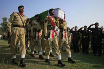 Pakistan Army Martyred