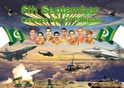 Pakistan Defence Day 6th September