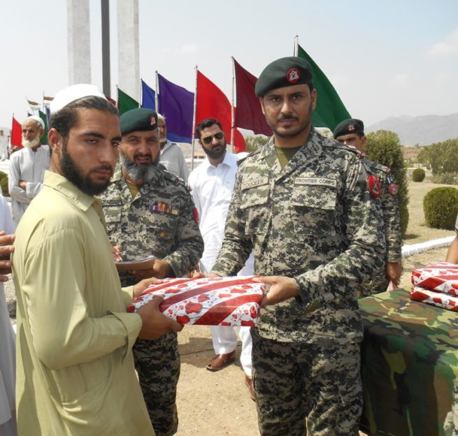 Pakistan Defence Day Ceremony