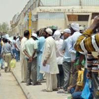 Pakistan Employees in Saudi