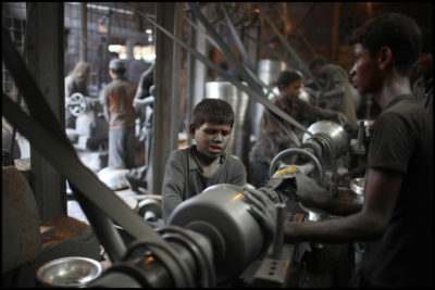 Pakistan Factory Labor