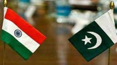 Pakistan India Flag