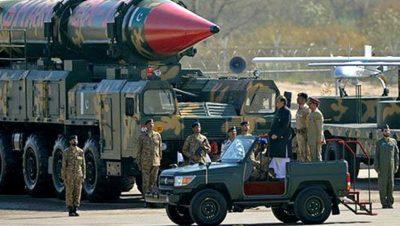 Pakistan Nuclear Missile