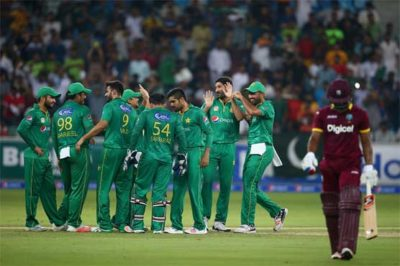 Pakistan Win Series