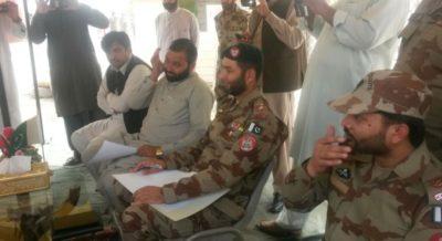 Pakistan and Afghan Meeting