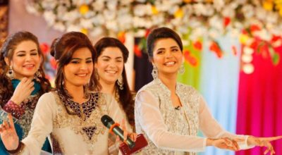 Pakistani Media Channels-Women