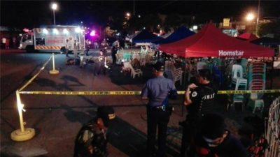 Philippines Market Blast