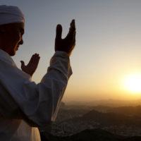 Praying Medina
