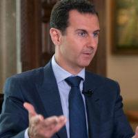 President Bashar Assad