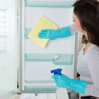Refrigerators Cleaning