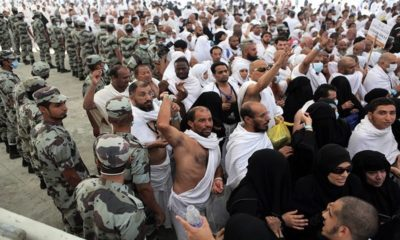 Saudi Government-Hajj Management