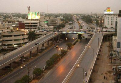 Sharea Faisal Karachi