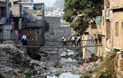 Slum Populations Pakistan