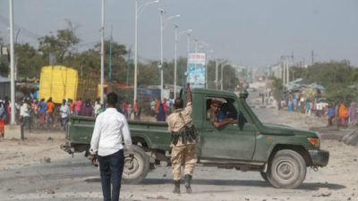 Somali Attack on Soldiers