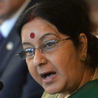 Sushma Swaraj
