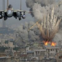 Syria Air Attack