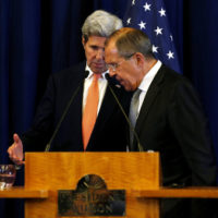 Syria Negotiations Beginning