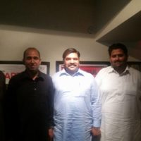 Tariq Rafeeq Meeting