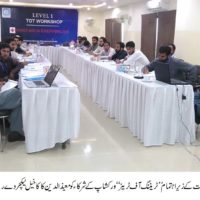 Training of Trainers Workshop