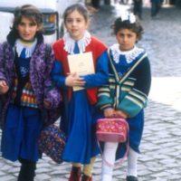 Turkey School Children