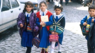 Turkey School Children