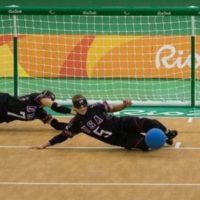 USA Goal Ball