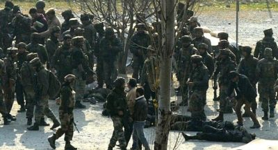 Uri Indian Camp Attack