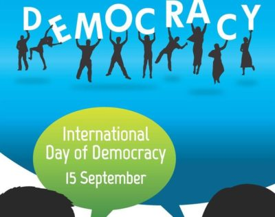 World Democracy Day
