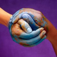 World Peace In Hand