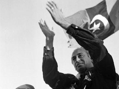 Zulfiqar Bhutto