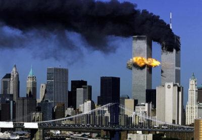 World Trade Center Attack 2001