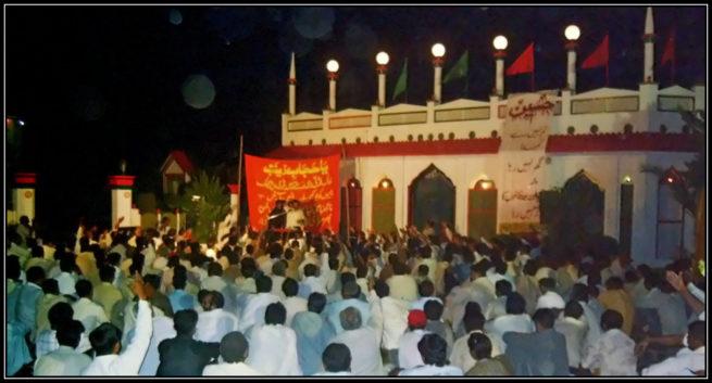 Aza e Shah e Shaheedan at KandhanWala Shareef