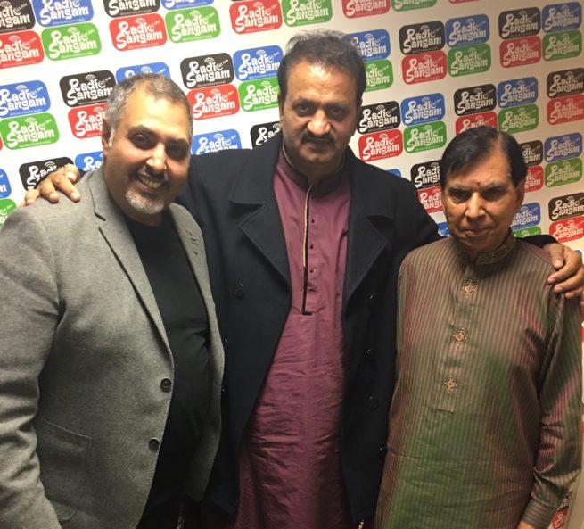 Akram Rahi Meet
