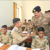 Army Staff Visited South Waziristan