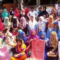 Bangladesh Women Protest