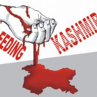 Bleeding Kashmir