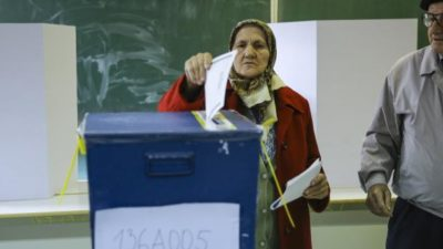 Bosnia Election